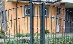 Zäune aus Polen als die beste Alternative, wenn es sich um entsprechende Balance zwischen Schutz von Dieben und guten Aussehen geht