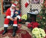 Hergebrachtes Weihnachtsmannkostüm macht unsere Kinder sehr glücklich